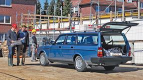 Volvo 240 - auto niemal niezniszczalne