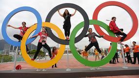 Piękno igrzysk olimpijskich w Rio utrwalone na zawsze