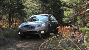 Subaru Outback - Większe, cichsze, bezpieczniejsze