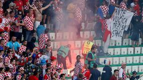 """FOTO PRIČA Redar """"poleteo"""" zbog hrvatskog topovskog udara, fudbaleri u neverici smirivali navijače"""