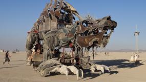 Burning Man – szalony festiwal, na który zjeżdża śmietanka Doliny Krzemowej