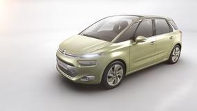 Citroën Technospace zapowiedzią nowego C4 Picasso