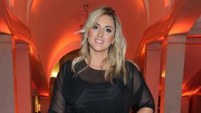 Piękna Karolina Szostak na Flesz Fashion Night