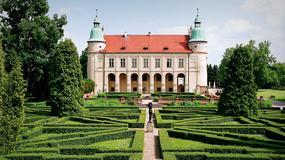 """Zamek w Baranowie Sandomierskim - """"Mały Wawel"""", znany z serialu """"Czarne Chmury"""""""