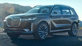 IAA Frankfurt 2017: największy SUV BMW zadebiutuje w formie konceptu
