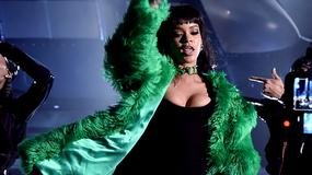 Seksowna Rihanna na koncercie iHeart Radio [zdjęcia]