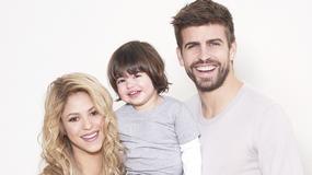 Gerard Pique i Shakira zostali rodzicami