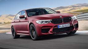 BMW M5 - nadjeżdża nowy król sedanów o mocy 600 KM