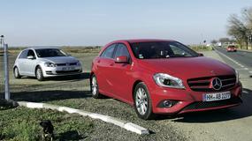Test 100 tys. km – Mercedes A 180 kontra VW Golf 1.4 TSI