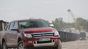 Ford Ranger 2.2 TDCI: ciężarowy nie tylko z nazwy