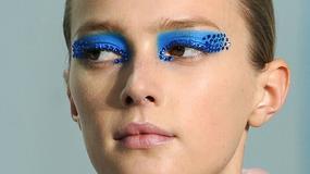 Turkusowe cienie to najgorętszy trend w wiosennym makijażu