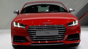 Audi TT zmienia oblicze - nowość na targach w Genewie