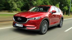 Mazda CX-5 2.0 Sky-G 4x4 - umiarkowana modernizacja