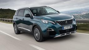 Peugeot 5008 - dobra zmiana: na SUV-a z vana