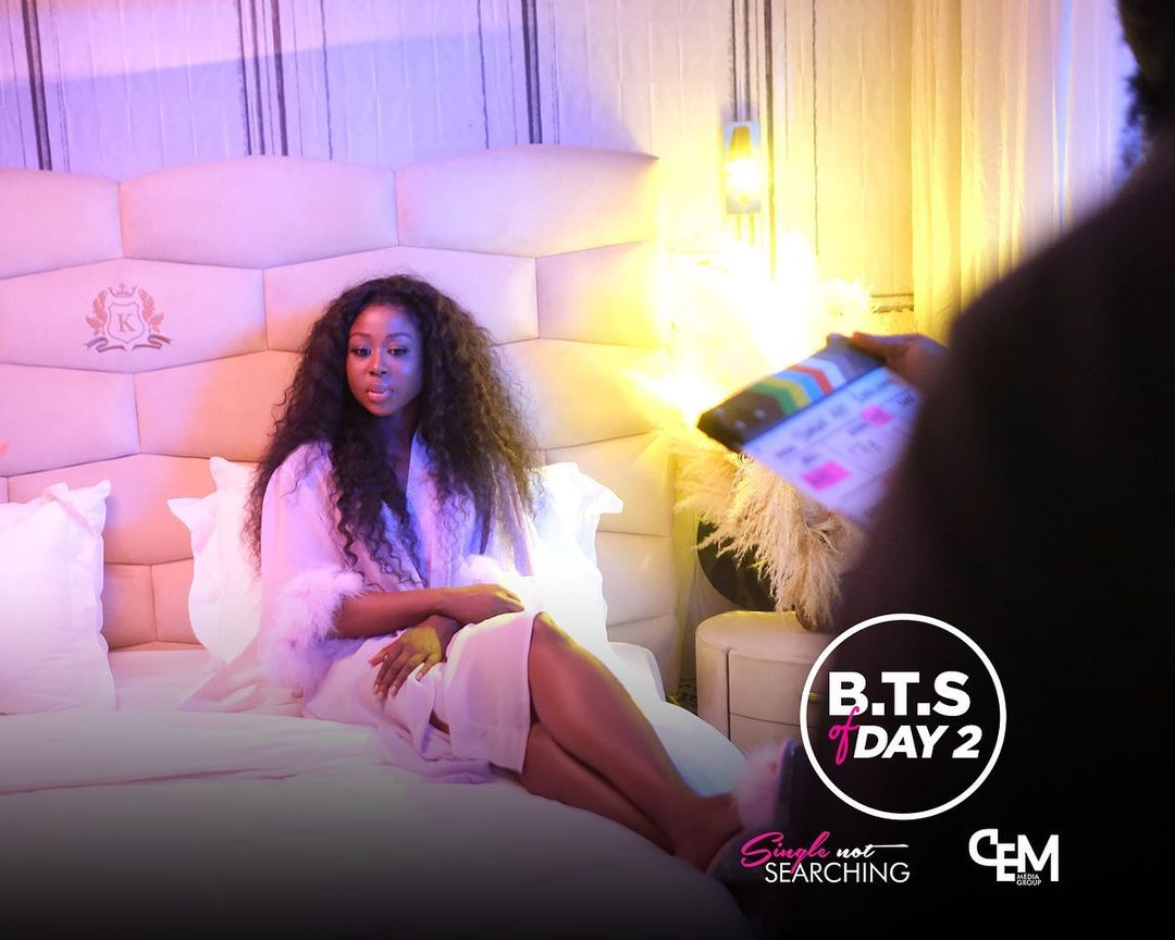 Single Not Searching movie: See BTS photos