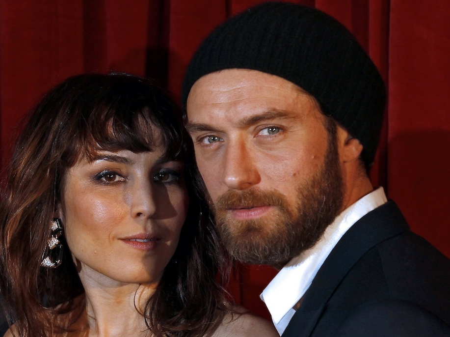 Noomi Rapace i Jude Law