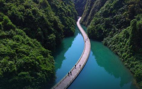 Pontonski most u Kini