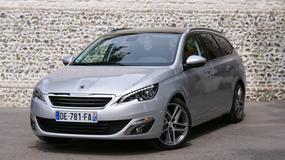 308 SW - najnowsze kombi Peugeota
