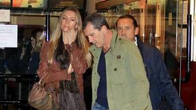 Antonio Banderas z nową dziewczyną!