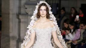 Najpiękniejsze suknie ślubne haute couture na wiosnę i lato 2017