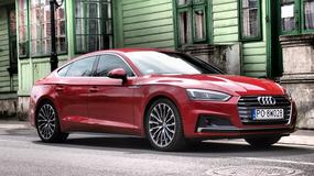 Audi A5 Sportback 2.0 TDI quattro - nic tylko perfekcja | TEST