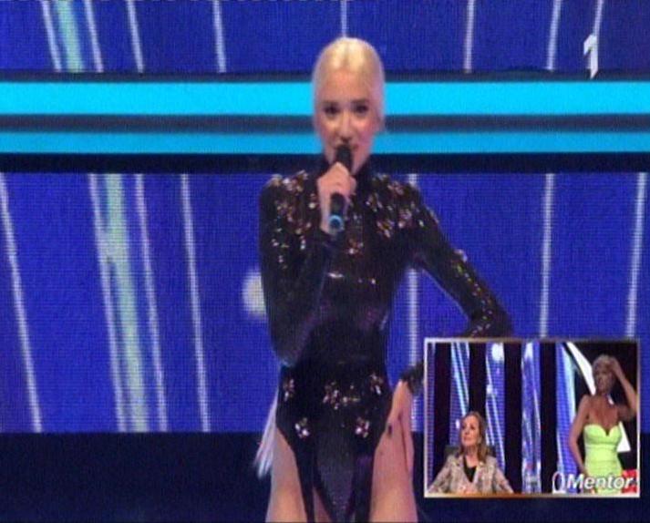 "Najprovokativniji stajling u ""Zvezdama Granda"" do sad: Takmičarka pokazala previše! (FOTO)"