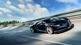 Czy Bugatti Chiron popędzi 463 km/h?