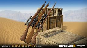 Sniper Elite 3 - popularna gra snajperska dostanie nową mapę i karabiny
