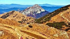 Słowacja - w górach Małej Fatry