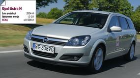 Opel Astra H - niezły pomysł na niedrogi kompakt