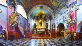 Głowa do góry! 7 budowli sakralnych w Śląskiem z wyjątkowymi sklepieniami