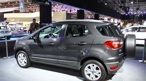 Ford Ecosport (Paryż 2012)