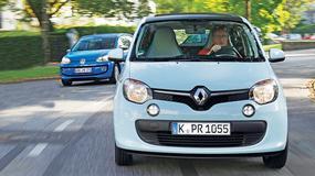 Renault Twingo kontra Volkswagen UP! - Pogromcy korków w akcji