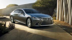 Nowy Lexus LS – limuzyna inna niż wszystkie