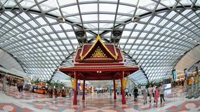 Oto 10 najlepiej ocenianych lotnisk na świecie