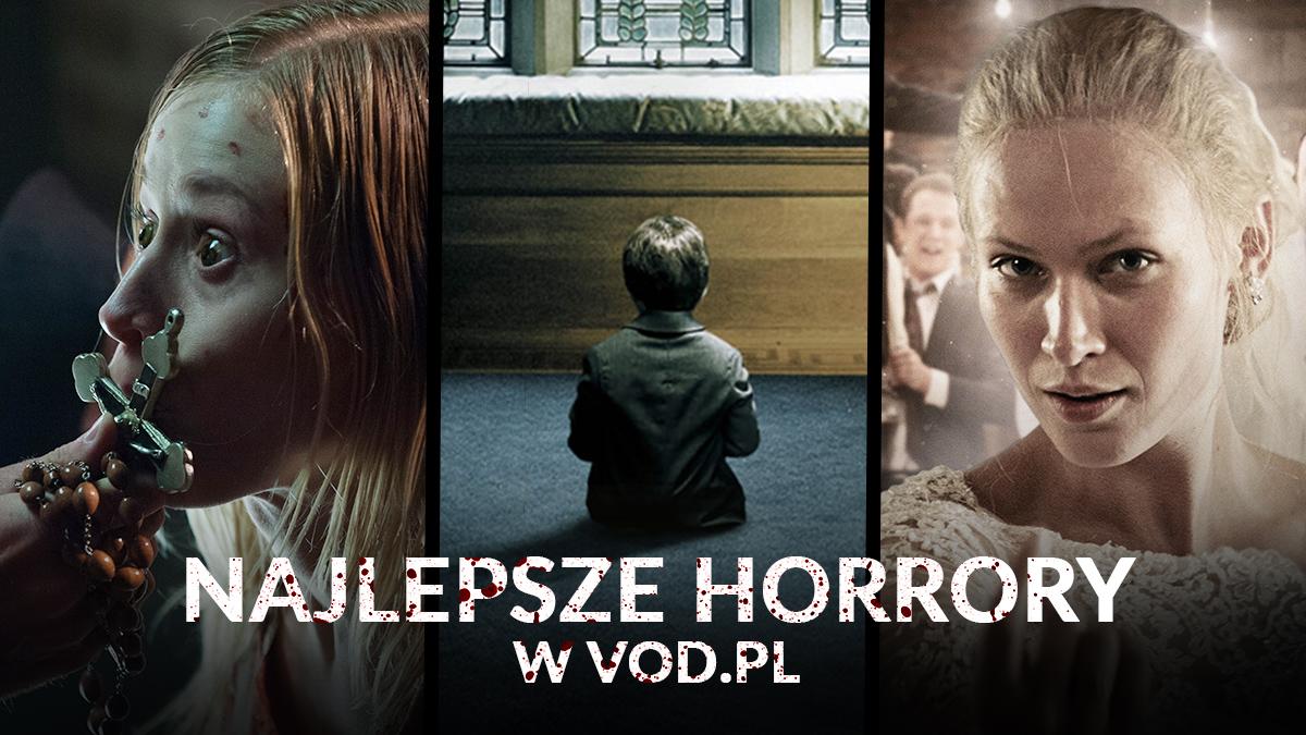 Najlepsze horrory