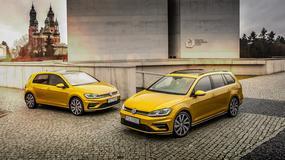 Odnowiony Volkswagen Golf w polskich salonach
