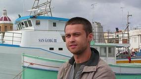 Maciej Zakościelny na Malcie