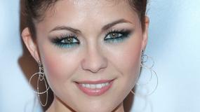 Pomarańczowo-niebieski makijaż Kasi Cichopek. Zobaczcie jak go wykonać!