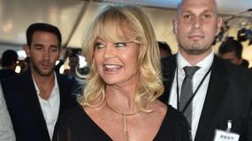 Goldie Hawn zachwyciła na berlińskim tygodniu mody. Aktorka ma 71 lat! Zobacz, jak wyglądała w poprzednich latach
