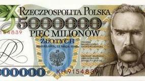 Polskie banknoty, które nigdy nie weszły do obiegu