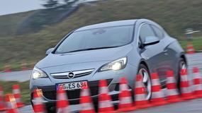 Opel Astra GTC: kompakt w sportowym stylu