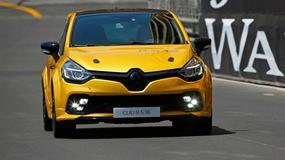 275-konne Renault Clio R.S.16 szalało po Monako