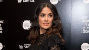 Sundance Film Festival: Salma Hayek zachwyca na czerwonym dywanie