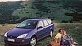 Ford Focus I - Miłe złego początki