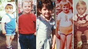Dzień Dziecka: gwiazdy pokazują zdjęcia z dzieciństwa. Niektóre nic się nie zmieniły!