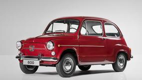 Kultowy Seat 600, który zmotoryzował Hiszpanię, skończył 60 lat