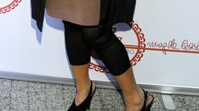 Zgrabne nogi Magdy Gessler