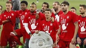 Piąty z rzędu tytuł Bayernu, dwa gole Lewandowskiego