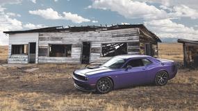 Dodge Challenger - znikający punkt: reaktywacja